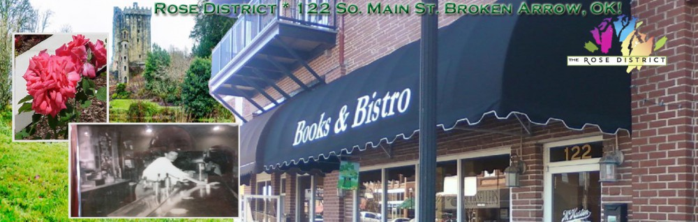 McHuston Booksellers & Irish Bistro