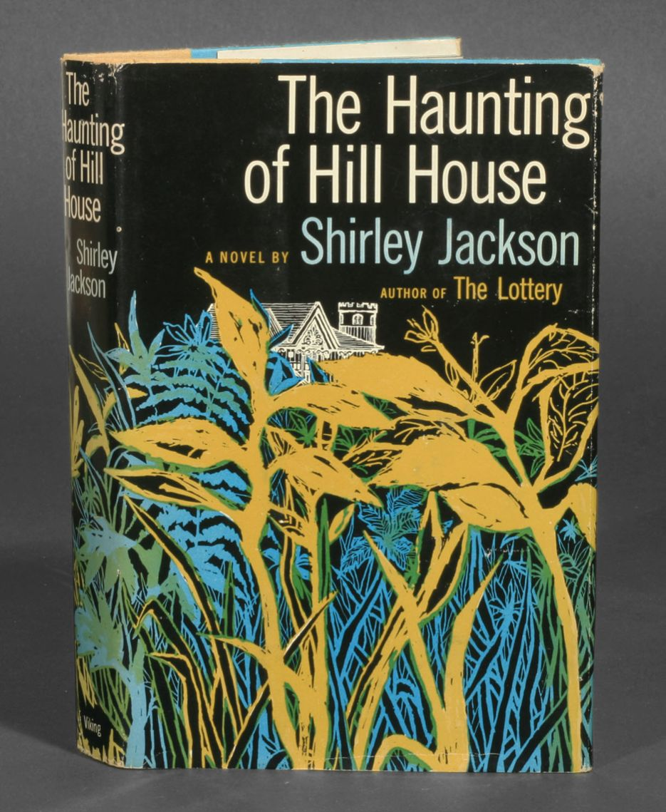 the haunting of hill house/ sherley jacksonand essays